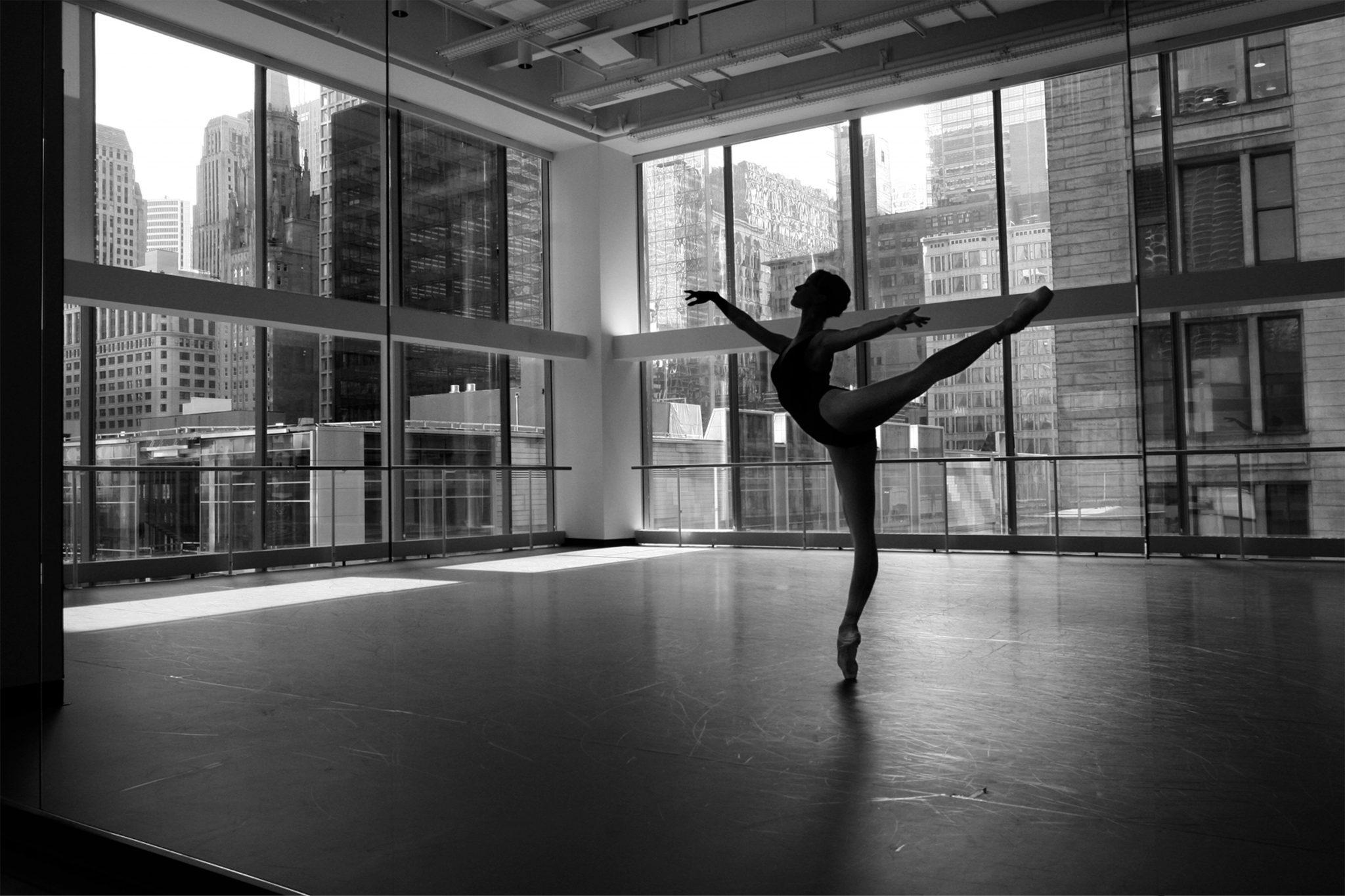 Joffrey Ballet Studio Image