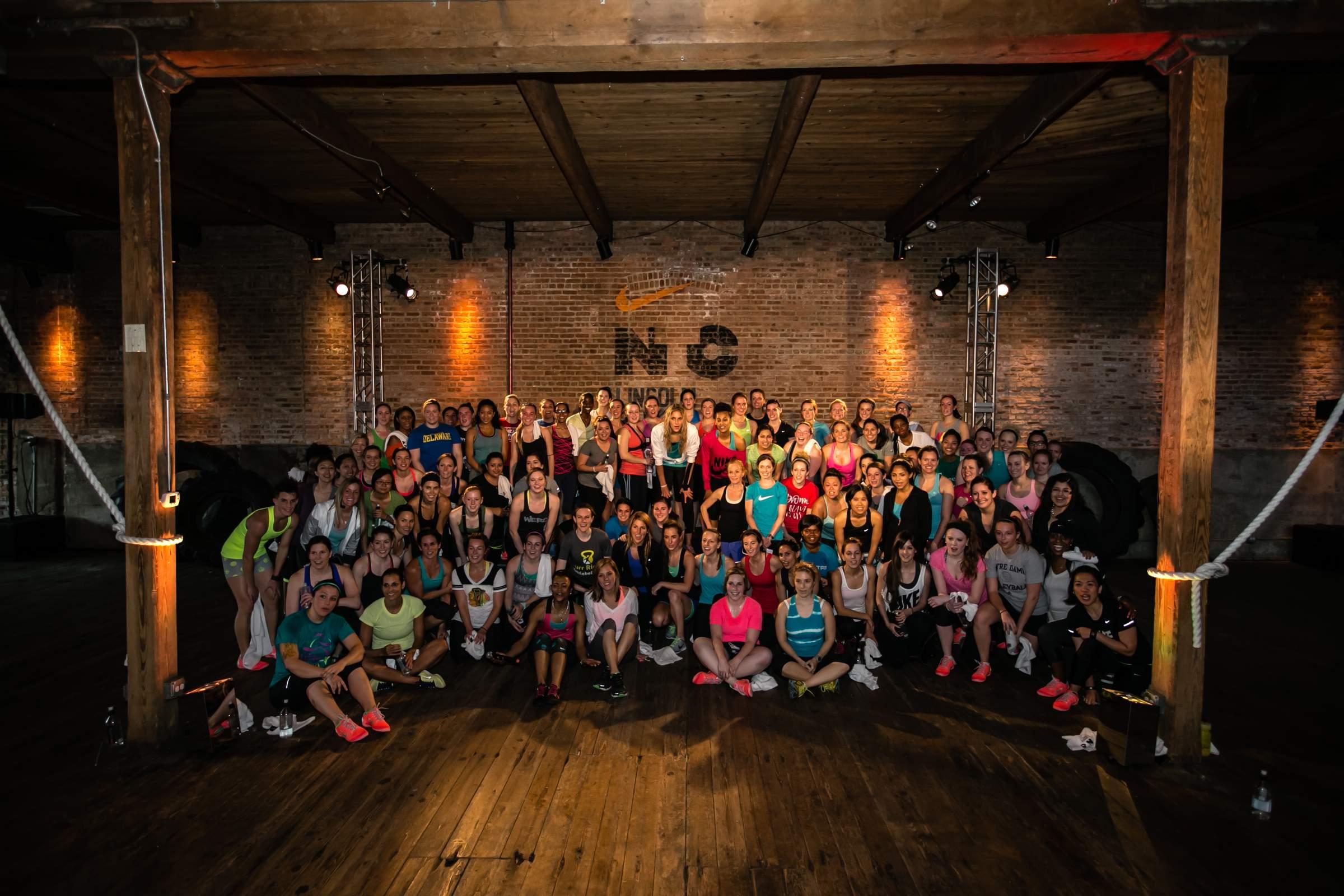 Nike NTC Workout