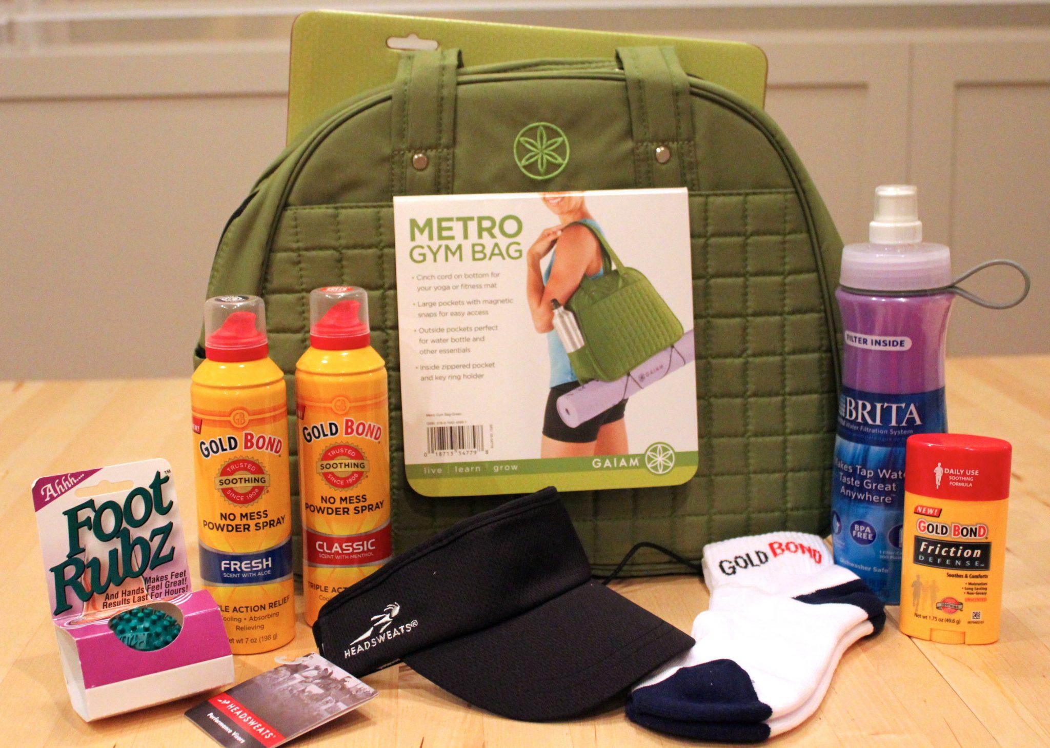 Duffle Bag Giveaway