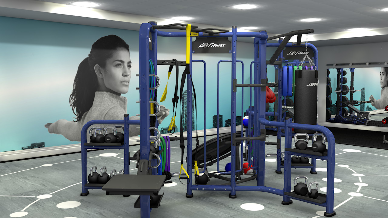 Life Fitness Synrgy360 - 6 - aSweatLife