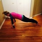 No equipment workout asweatlife fabfitchicago barre plank