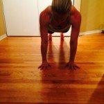 No equipment workout asweatlife fabfitchicago narrow pushup