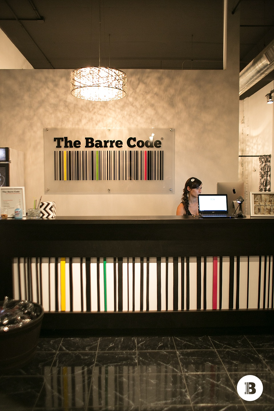 barre bee fit rebrands as The barre code chicago asweatlife fabfitchicago chicago fitness studio
