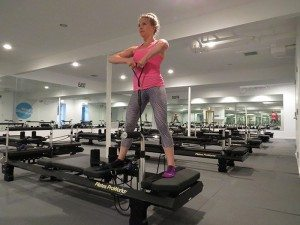 Asweatlife Fabfitchicago pilates pro works fitness in chicago reformer pilates