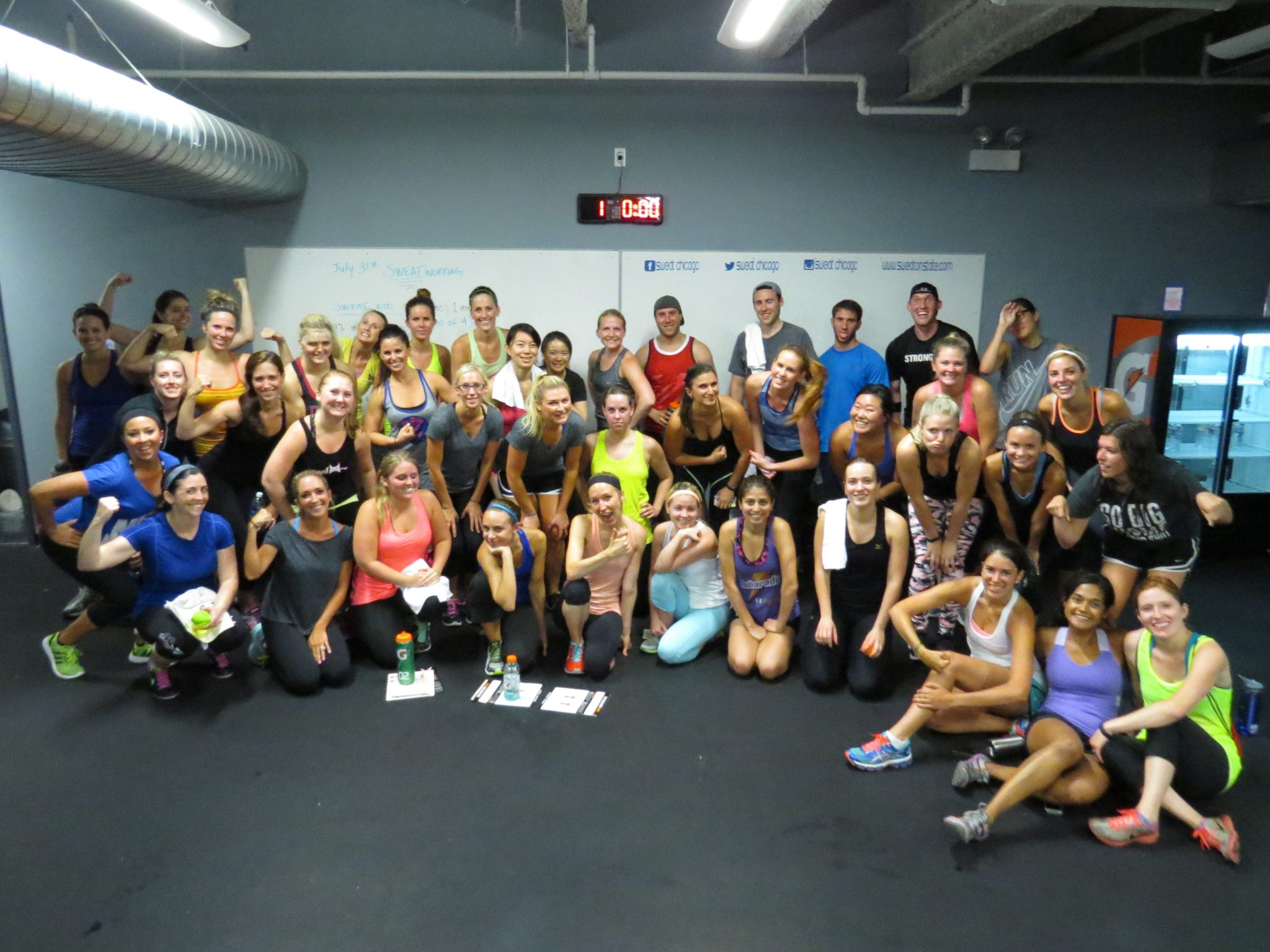 asweatlife fabfitchicago sweatworking chicago fitness events