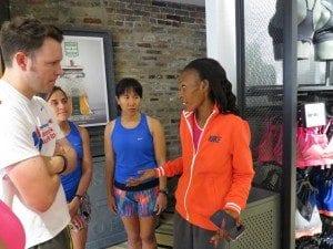 Chicago marathon fabfitchicag asweatlife Rita Jeptoo
