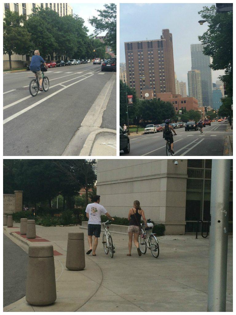 wear a helmet divvy bikes chicago asweatlife fabfitchicago