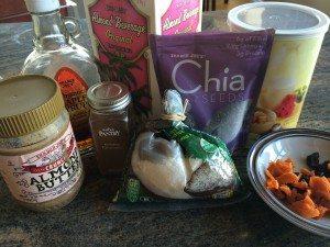 Clean eating porridge ingredients asweatlife fabfitchicago
