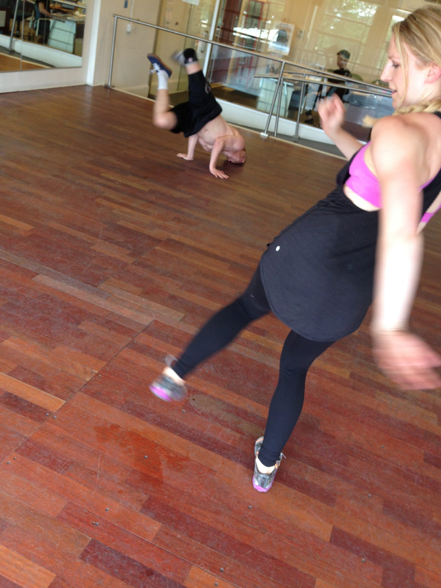 break dancing class in Chicago skateboarder asweatlife fabfitchiago