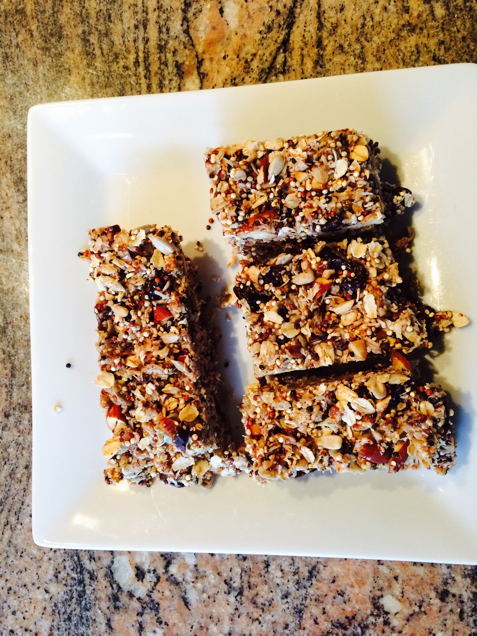 Energy bar recipe recipe ingredients asweatlife fabfitchicago final bars