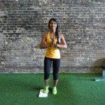 asweatlife fabfitchicago crosstownfitness workout at home no equipment workout triceps push-up