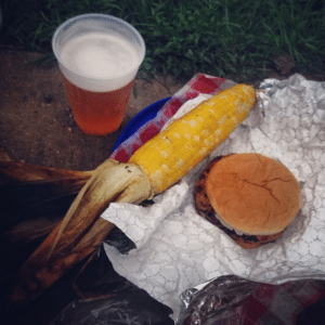 Free beer and meal after the Rock the Night 5K in Chicago, IL
