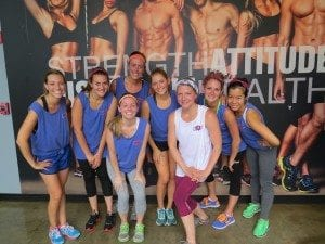 asweatlife fabfitchicago support system fitness building supportive people
