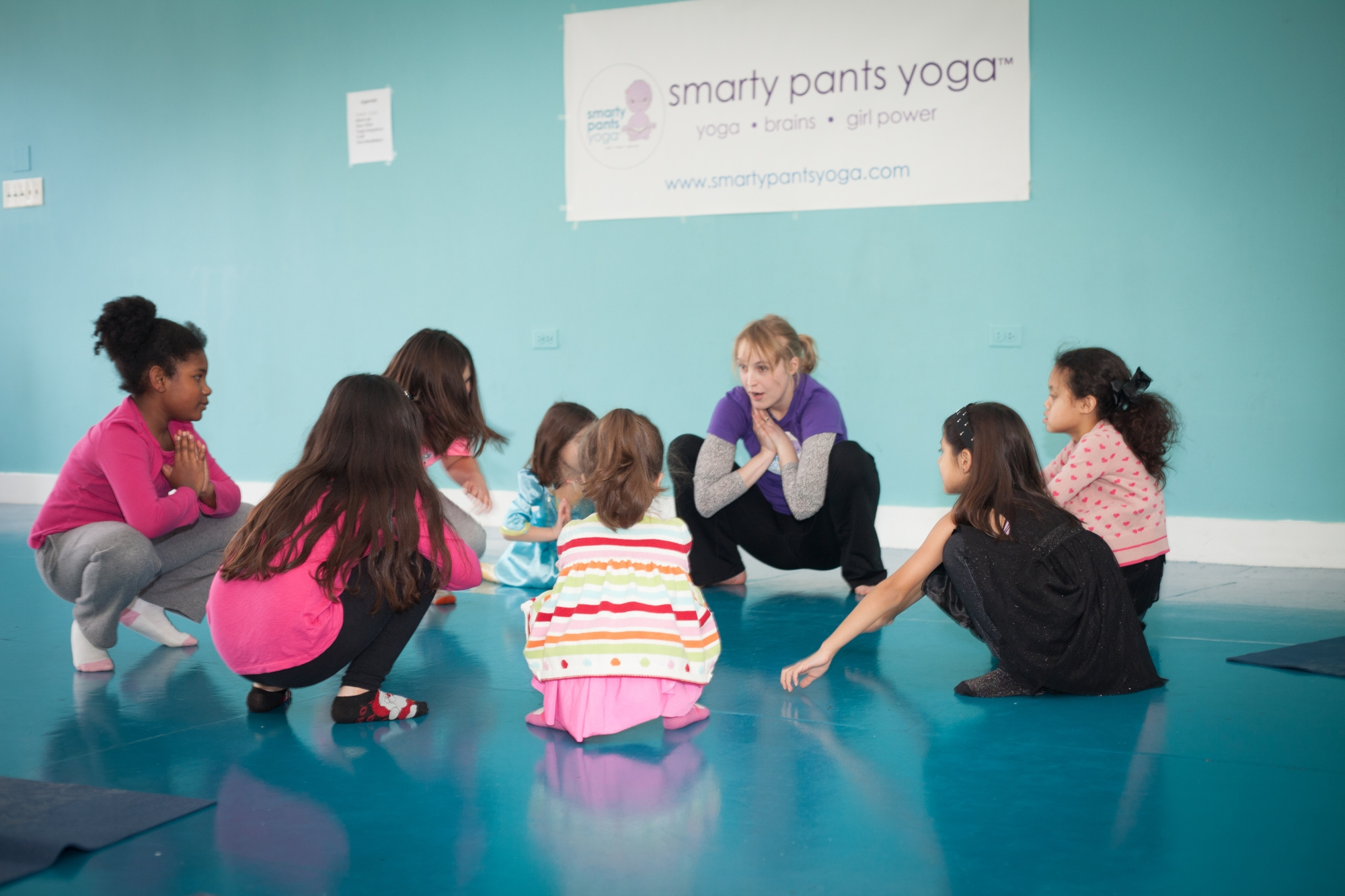 asweatlife_smarty pants yoga empowering girls across Chicago_2