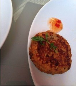 asweatlife recipe thai fish cakes