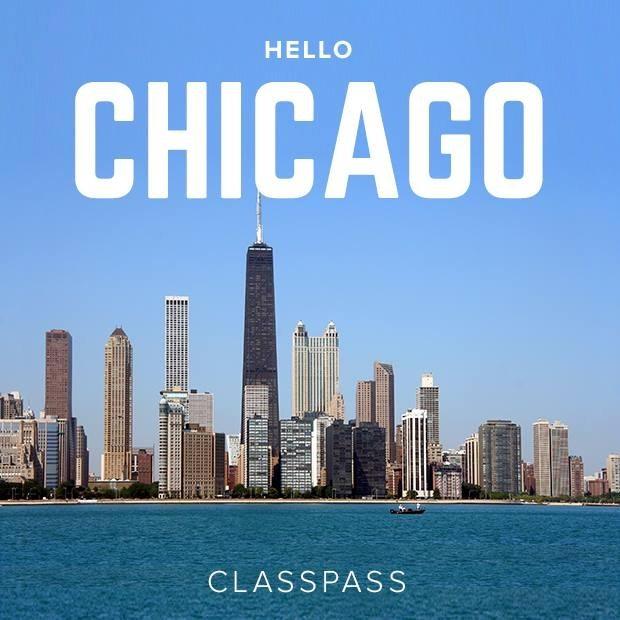 asweatlife classpass chicago