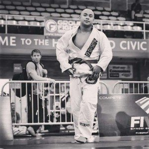 asweatlife Chicago Trainer Mike Mendoza jiu jitsu trainer martial arts trainer