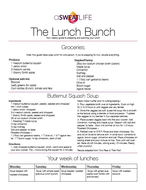 Lunch Bunch_14 10 29