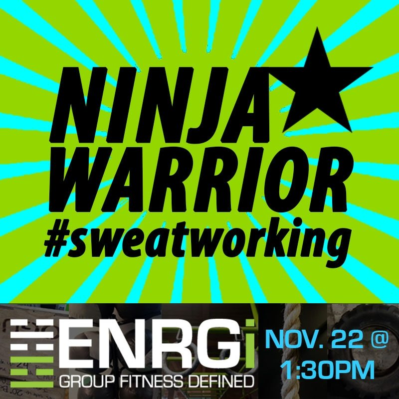 asweatlife #sweatworking Chicago ninja warrior workout