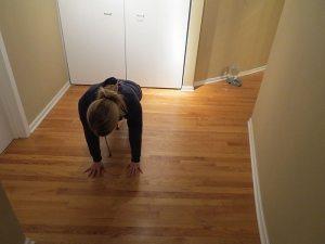 asweatlife plank walk
