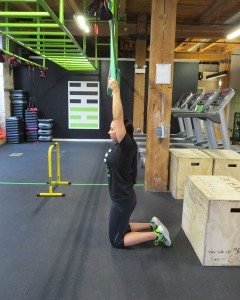 asweatlife how to do band pull-ups