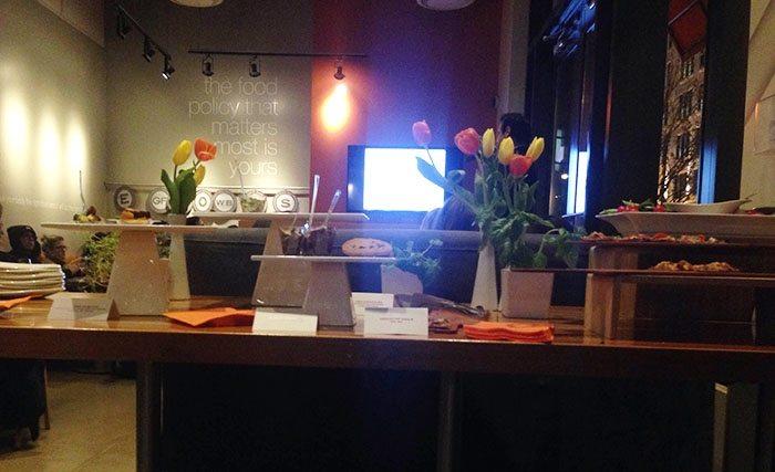 asweatlife LYFE Kitchen Wellness Seminar