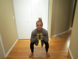 asweatlife goblet squat