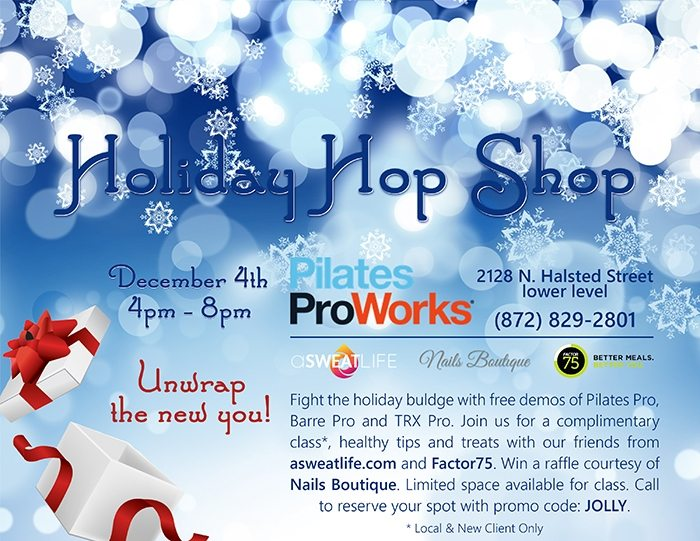 asweatlife shop lincoln park pilates pro works Lincoln Park Merchants Association