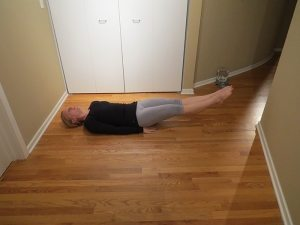 asweatlife Leg lifts workout at home