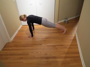 asweatlife plank jack workout at home