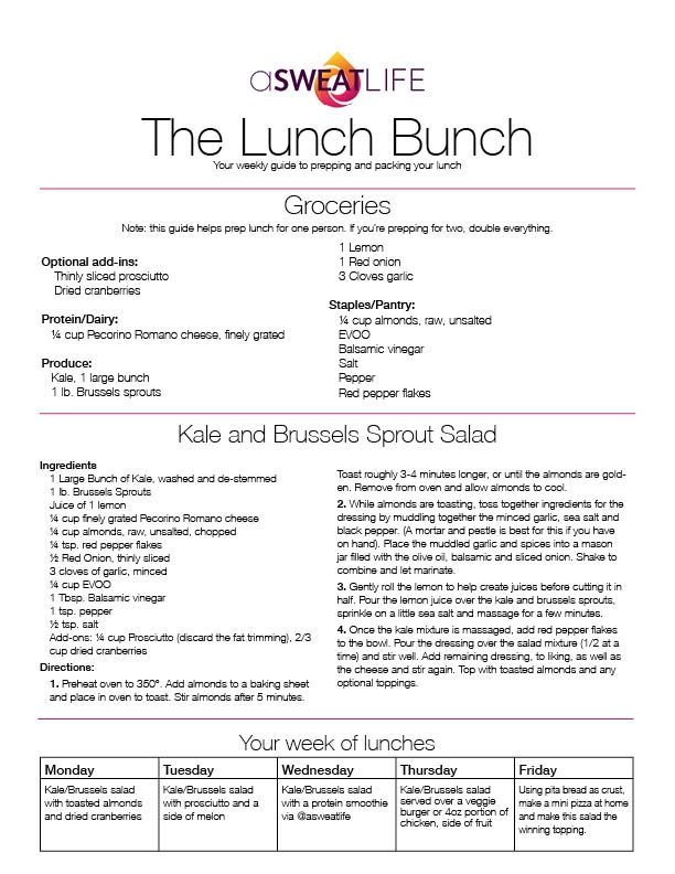 Lunch Bunch_15 01 07