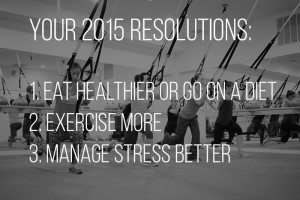asweatlife 3 common New Year's resolutions and how to make them stick