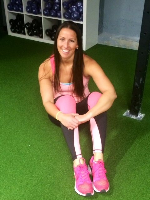 asweatlife_Chicago trainer profile Kiki Turley SWEAT Chicago