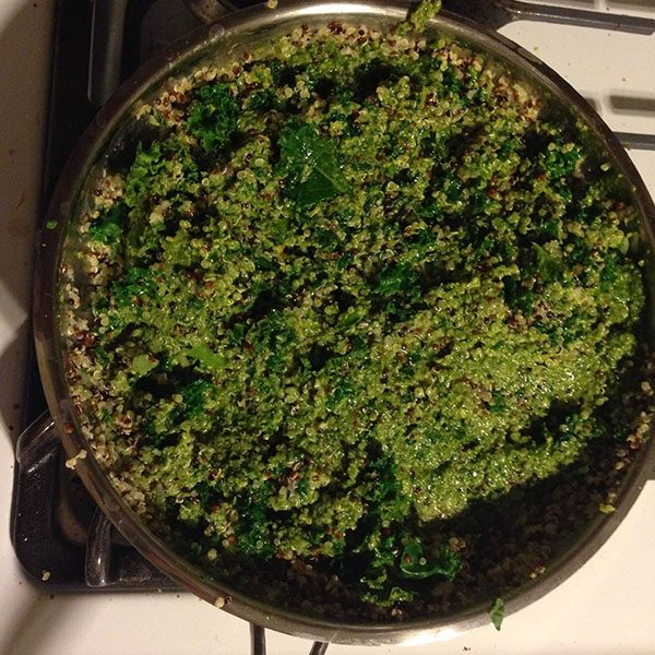 asweatlife_Healthy Eats- Tropical Quinoa and Kale Salad_2
