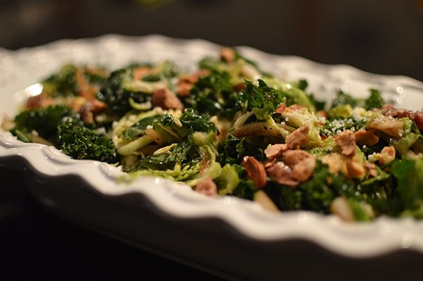 asweatlife_The Lunch Bunch- Kale and Brussels Sprout Salad_2