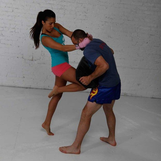 HIIT and self-defense for runners at POW Kickboxing