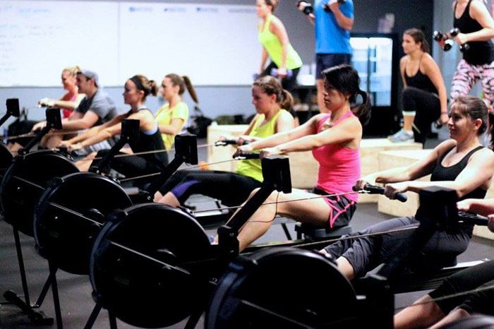 Personal Training or Group Fitness