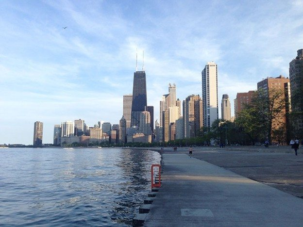 asweatlife_The 10 People You See on the Lakefront Path