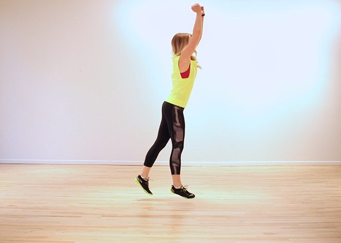 asweatlife_The Bodyweight Workout Ladder_lunge jump with a pulse_3
