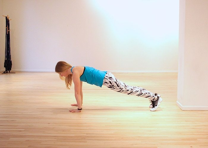 asweatlife_Your Body Weight Workout - As Many Rounds As Possible_1