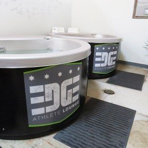 Edge Water Therapy pools