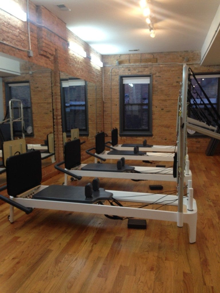 Amplified Pilates Class Studio