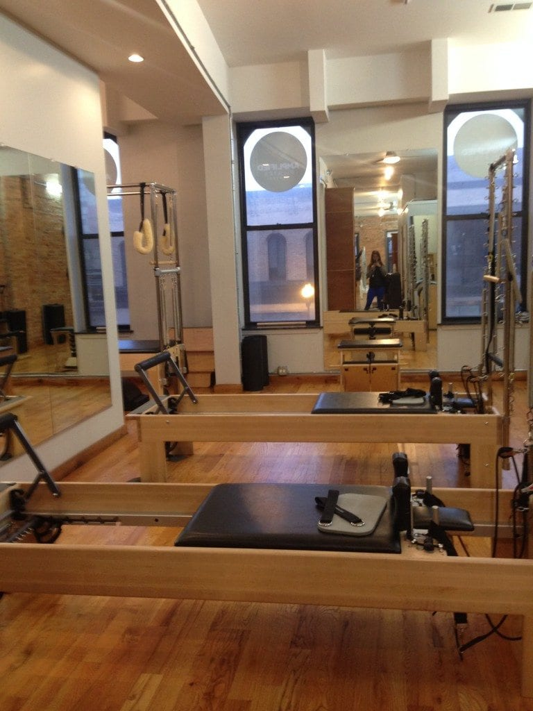 Amplified Pilates private classes
