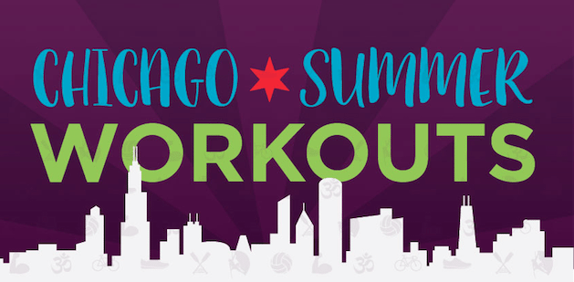 Chicago summer workouts guide 2015