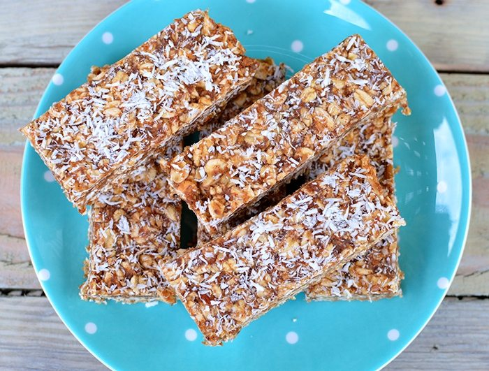 asweatlife_Homemade Granola Bar Recipe_2