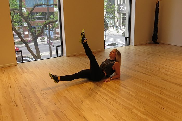 asweatlife_This Core Workout is Just in Time for Summer_Can can kicks_1