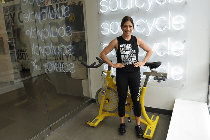 asweatlife_Learning-Bike-Set-up-at-SoulCycle-Chicago_1