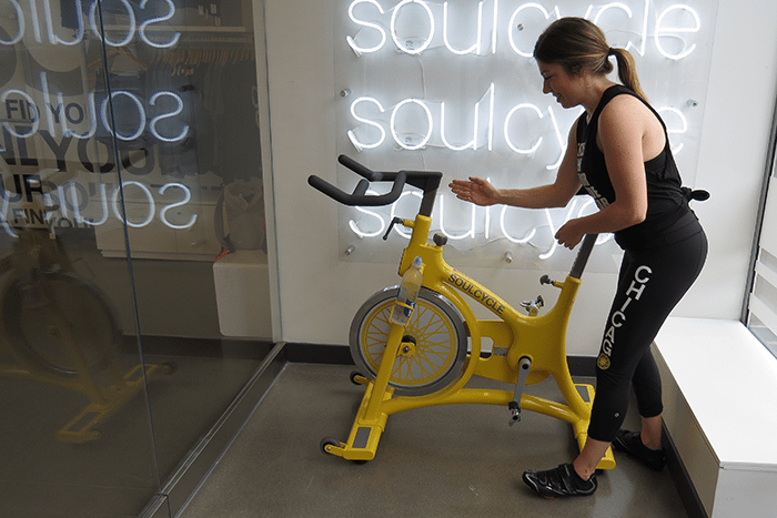 asweatlife_Learning-Bike-Set-up-at-SoulCycle-Chicago_2