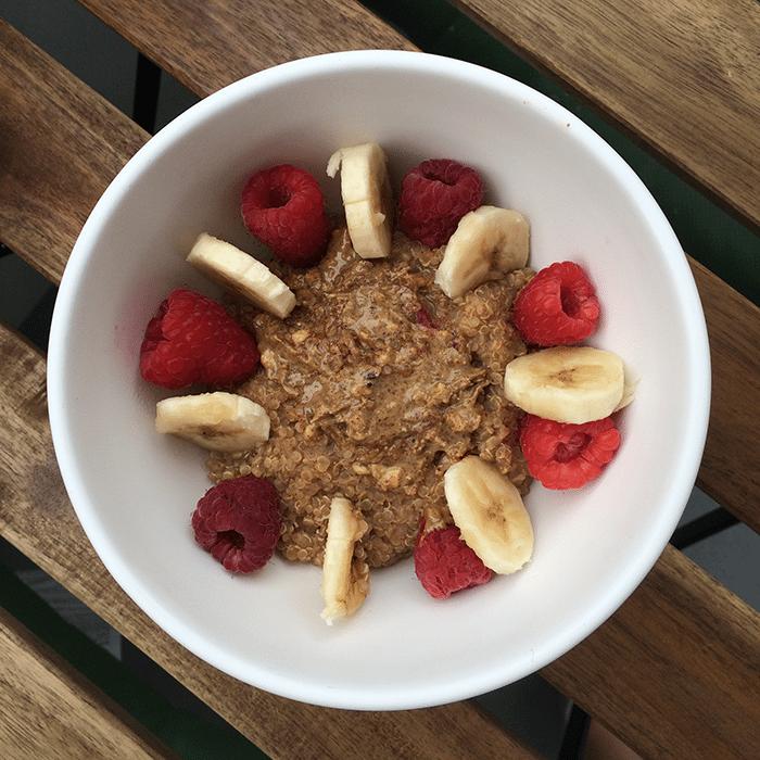 asweatlife_grab-and-go-breakfast-recipes_breakfast-quinoa_1