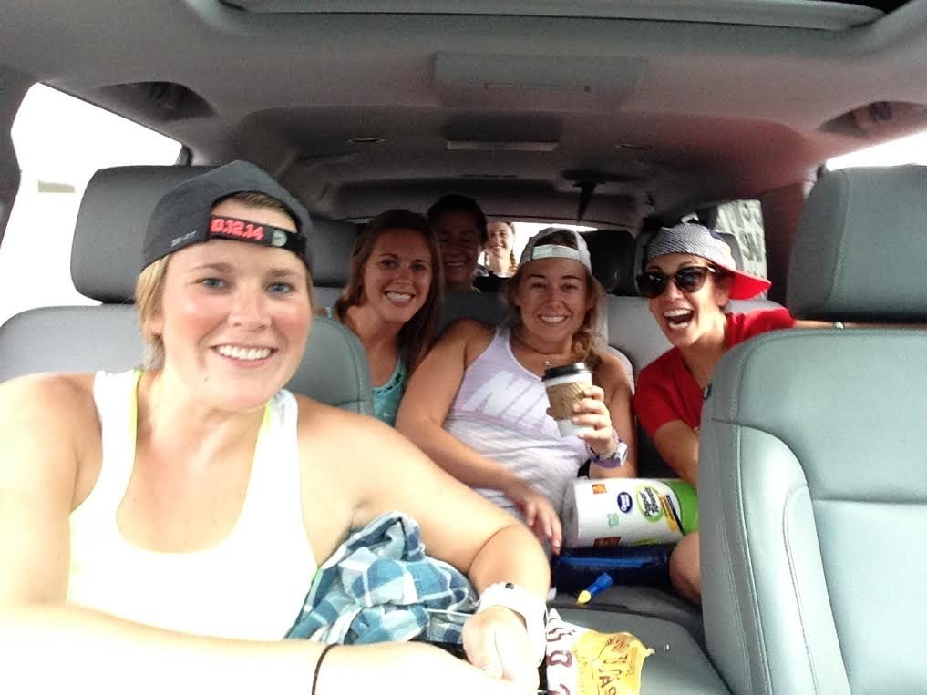 Van 1 Hood to Coast 2015